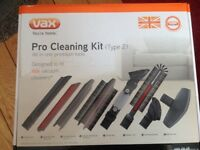 Vax Pro cleaning kit (Type 2)