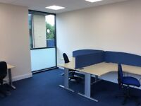 managed office space