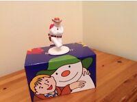 Coalport, the snowman