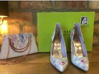 Ted Baker ladies court shoes