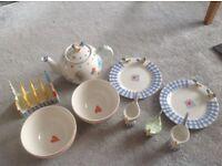 Marks & Spencer Breakfast / Tea Set - Good used condition