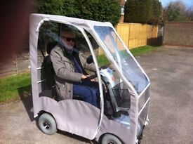 Invacare Comet Mobility Scooter For Sale