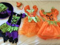Dressing up clothes 3-4 years