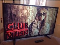 """LG 55"""" SUPER Smart 4K ULTRA HD TV-55UF770V, built in Wifi,Freeview HD with magic remote"""