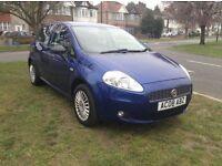 Fiat grande punto 2008 only £1690