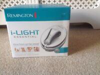 NEW Remington i light essential