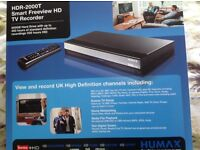 Tv Freeview HD recorder