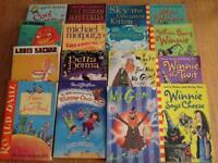 16 paperbacks mixed authors