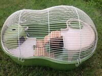 Two Hamster Cages. Eco Pico Make.