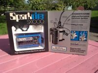 Sparkrite electronic car ignition kit