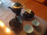 1950's Vintage Coffee Set