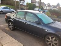 Spares or repair titanium x mondeo