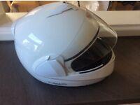 Bell Bike helmet, white , as new