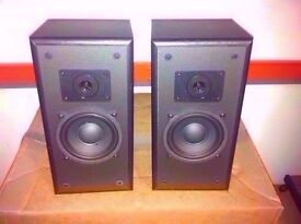 DENON SC-H3 SPEAKERS