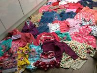 Huge Bundle Of Girl's Clothes/6months-5years/Suit Trader, Car Boot, Market/ Good Makes/ Great Cond.