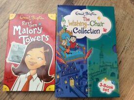 David Blyton books set x4 items