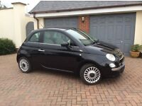 Fiat 500 Lounge, good condition, low mileage, fantastic little car, cheap to run