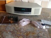 Bose wave cd/ radio music system, great condition