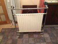 Vintage towel radiator