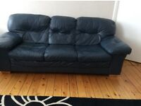 Leather sofa needs gone buyer uplifts free