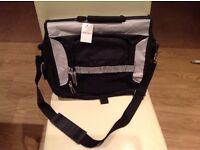 BRAND NEW LAPTOP CARRYING CASE WITH SHOULDER STRAP