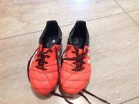 Boys Addidas Football Boots UK Size 1
