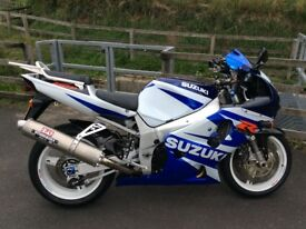 SuzukiGSXR 750 K2 for sale