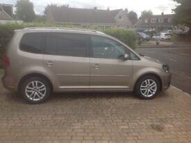 Volkswagen Touran SE for sale