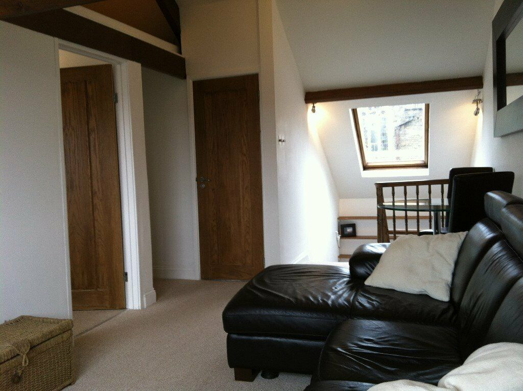 Superb Loft Apartment For Rent In Penarth Near Cardiff Bay