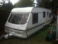 Swift Conqueror Sedan 96/97 twin axle