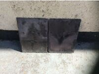 "Roof Slates 14""x10"" second hand in excellent condition approximately 3,800 40p each."