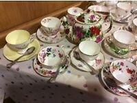 Vintage Afternoon Teas - delivered to your venue