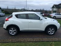 NISSAN JUKE VISIA-DEC 2013 EXCELLENT CONDITION-ANY TRIAL-WILL ADD FULL YEARS MOT WHEN SOLD