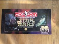 1997 Monopoly Star Wars Limited Edition
