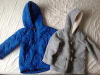 18-24 month coat bundle