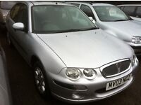2003 ROVER 25 SPIRIT 1.4 5-DOOR HATCH .**FSH **ONLY TWO OWNERS AND WARRANTED 23K FROM NEW** D