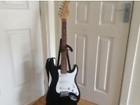 ELEVATION ELECTRIC GUITAR FULL SIZE WITH STRAP AND STAND