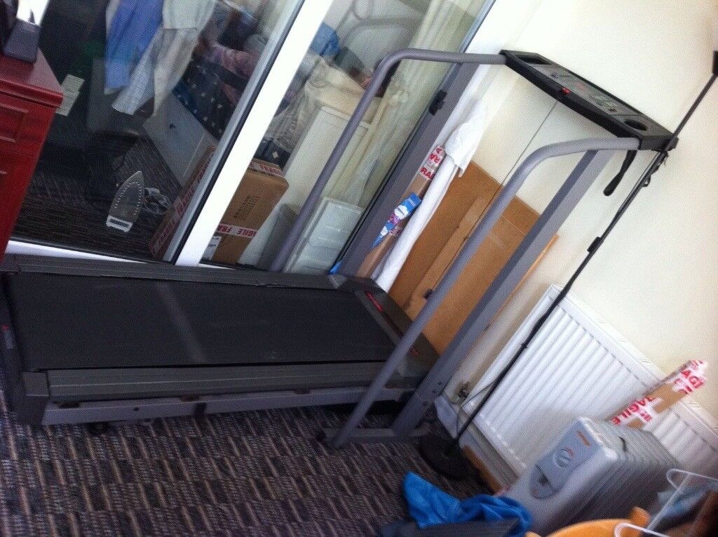 Delivery available. Folding treadmill in excellent condition. RRP £899
