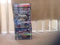 Top gear/Clarkson DVDs
