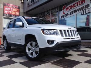 2016 Jeep Compass Sport/North | Heated leather | 4x4