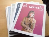 OH COMELY Magazines