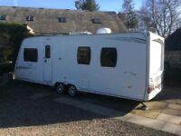 Luna Delta Ti Caravan for sale - immaculate condition & great bargain