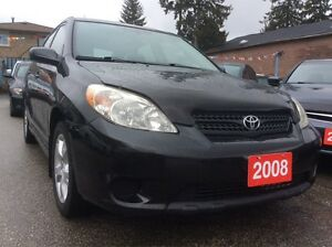 2008 Toyota Matrix XR EXCELLENT SHAPE Alloys w/All Power Options
