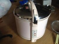 Brand new Indian rice cooker