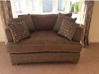 Sofa Chair (snuggler) brand new Biba from House of Fraser
