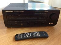 Marantz audio/video receiver SR390 Dolby Suround.