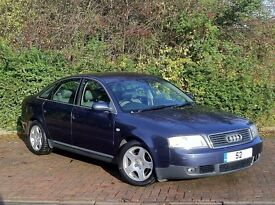 2002 Audi A6 1.9 TDi SE 130 BHP - 1 OWNER & LOW MILEAGE - Diesel a4