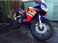 Honda CBR125R excellent condition
