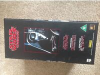 Star Wars Trilogy boxed set of vhs tapes