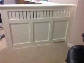 Radiator cover in good condition